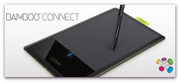 bamboo connect Wacom presenta sus nuevas tabletas de la línea Bamboo