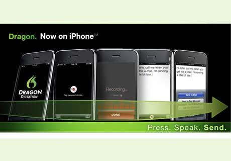 Díctale a tu iPhone con Dragon Dictation App - dragon-dictation-app