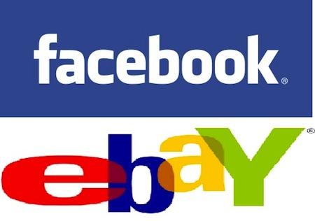 eBay prepara un algo grande con Facebook dentro de 2 semanas - ebay-y-facebook