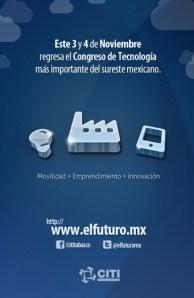 El Futuro en tus Manos, el mejor evento de tecnología del sureste mexicano