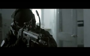 Modern Warfare: Operation Kingfish, espectacular cortometraje