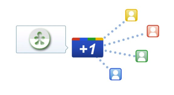 Instalar el botón +1 en Google Chrome y cómo usarlo. - google-+1-webadictos
