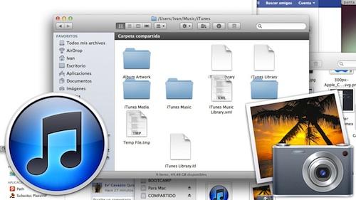 no duplicar archivos itunes iphoto Cómo mantener sin duplicados tus canciones y fotos de iTunes y iPhoto en tu computadora