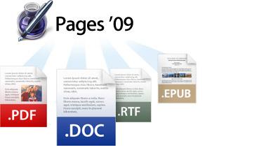 Pages simple, sencillo y fácil de usar - pages-apple-epub