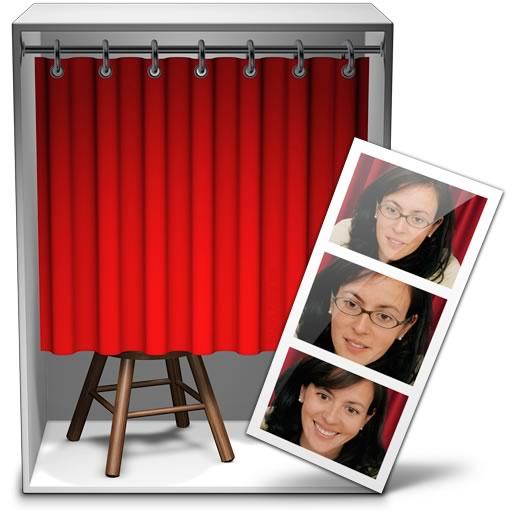 photo booth Efectos para fotos y videos en Mac con Photo Booth