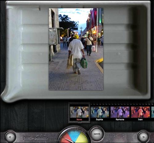 pixlr o matic editar foto Pixlr o matic, efectos para tus fotos, de antaño, retro, en linea y gratis [Reseña]