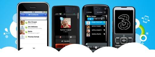 Skype, mensajería instantánea y videollamadas multiplataforma - skype-movil
