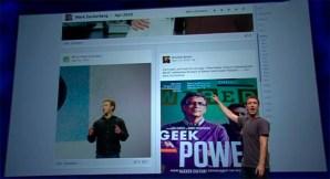 Mark Zuckerberg presenta el nuevo Timeline de Facebook