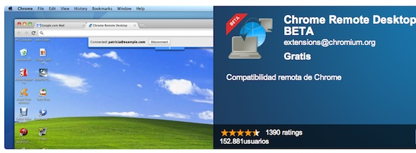 Controlar equipos remotos con Chrome Remote Desktop - Chrome-remote-desktop
