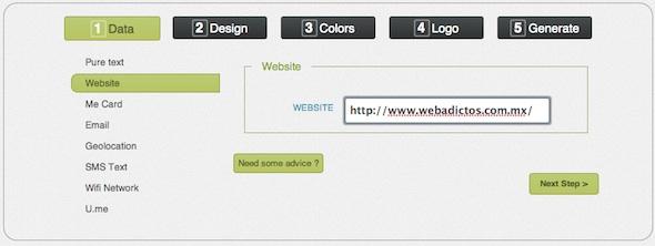 Cómo hacer códigos QR con logo y color personalizado - Codigo-Qr-color-1