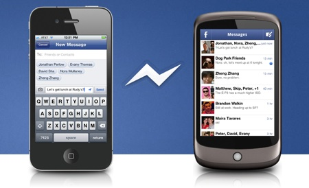 Facebook Messenger Facebook Messenger para iOS, Android y Blackberry ya disponible ... WhatsApp tiembla
