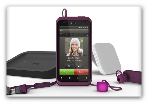 HTC Rhyme 5 smartphones que toda mujer desearía tener