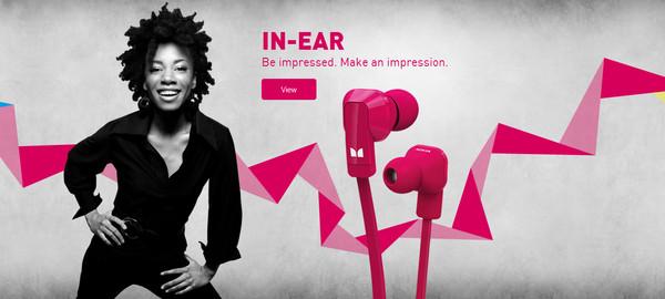 Nokia Purity Stereo Headset Nokia Purity, auriculares de gran calidad de la mano de Monster