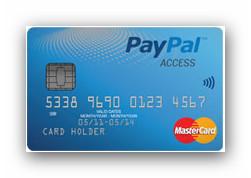 PayPal y X.commerce presentan PayPal Acess, una forma fácil y segura de comprar en línea - PayPal-Access-Card