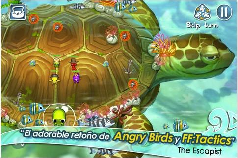 SQUIDS, un interesante juego de estrategia y rol llega al iPhone - Squids-for-iphone