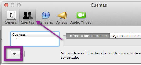 Agrega tu cuenta de Messenger a iChat de una manera mas sencilla en Mac OS X Lion - agregar-cuenta-ichat