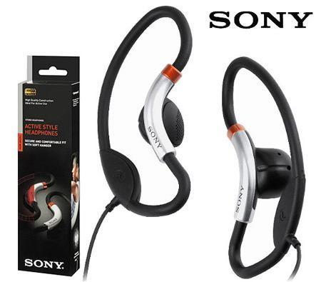 Cinco audífonos para hacer deporte que te recomendamos - audifono-sony-mdr-as20j-sport