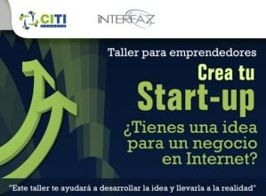 Como llevar a cabo tus ideas para un negocio por Internet, taller impartido en Tabasco