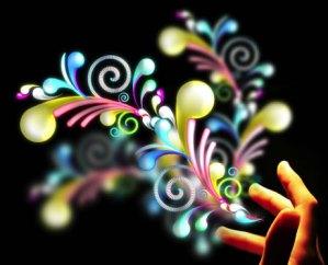 Como crear imagenes Swirl en Illustrator y Photoshop