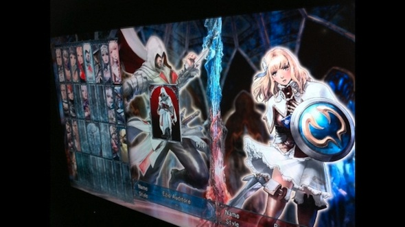 ezio soul calibur v Soul Calibur V, avances y trailer