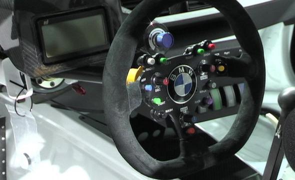 Fanatec presenta un volante para usar en tu PS3 o en tu BMW M3 GT2 - fanatec-bmw-m3-gt2