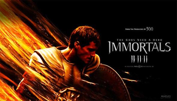 Trailer de Immortals, una épica película - immortals-trailer