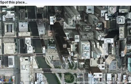 Juega con Google Maps en PlaceSpotting