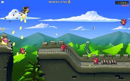Monster Dash, un excelente juego dentro de la Chrome Web Store [Reseña] - monster-dash