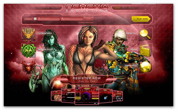 Nemexia, el juego de estrategia online gratuito y multiplataforma - nemexia-2.0