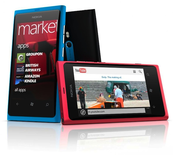 Nokia Lumia 800, el primer smartphone de Nokia con Windows Phone - nokia-lumia-800