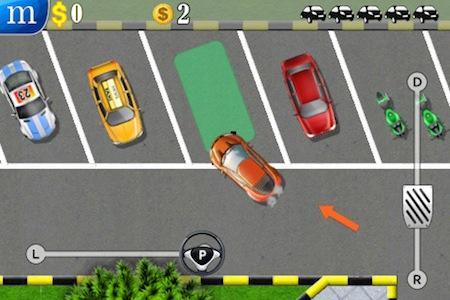Un juego para probar este fin de semana: Parking Mania para iOS - parking-mania-ios