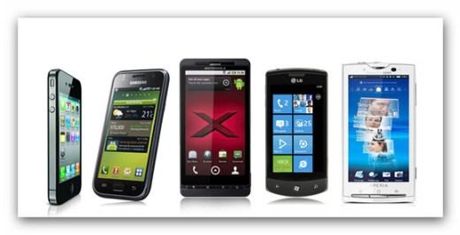 Aumentará en un 78 por ciento la venta de smartphones en México - smartphones-en-mexico