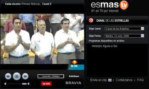 Televisa en linea gratis en Julio