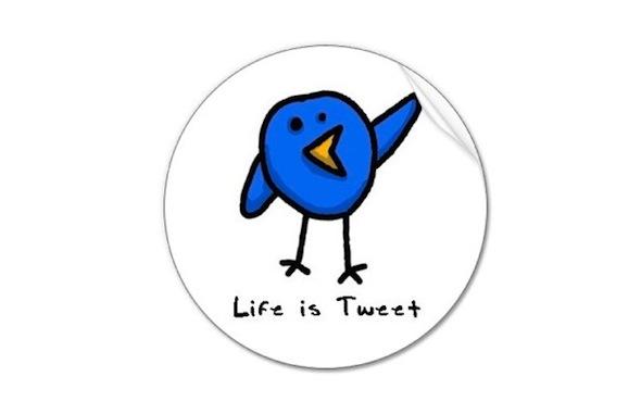 """Twitter adquiere los derechos de la palabra """"tweet"""" - tweet"""