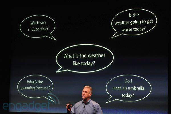 iPhone 4S al fin ve la luz, tenemos los detalles - voice-demo
