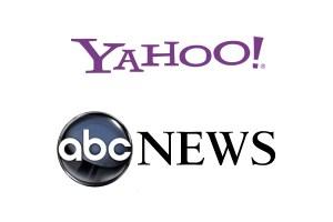 Yahoo! ahora comparte noticias e información con ABC News