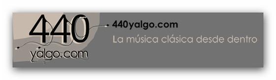 Todo sobre música clásica de la mano de 440yalgo.com - 440yalgo