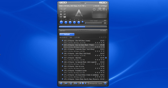 AIMP 3 AIMP 3, el sucesor definitivo de Winamp