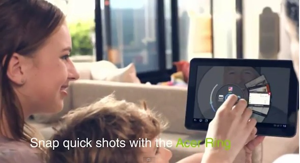 Acer iconia tab a200 Primer comercial de la Iconia Tab A200, la nueva tablet de Acer