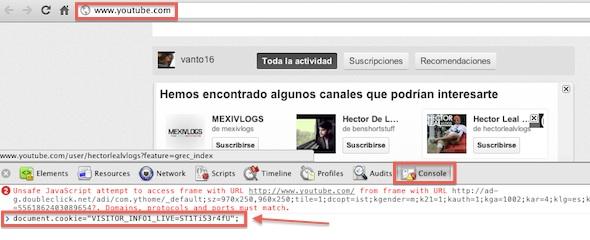 Como activar la nueva interfaz de Youtube al instante - activar-nueva-intefaz-youtube