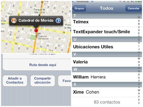 Cómo aprovechar Recrordatorios por ubicación en tu iPhone - adjuntar-ubicacion-contacto