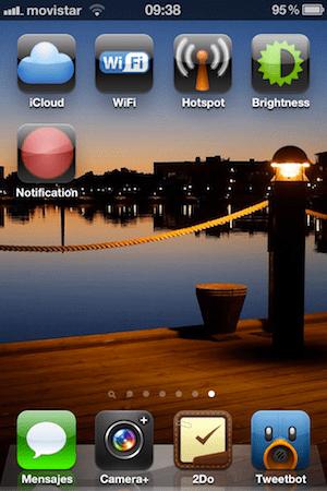Agregar accesos directos de los ajustes de tu iPhone, iPod o iPad en tu pantalla de inicio - ajustes-pantalla-de-inicio