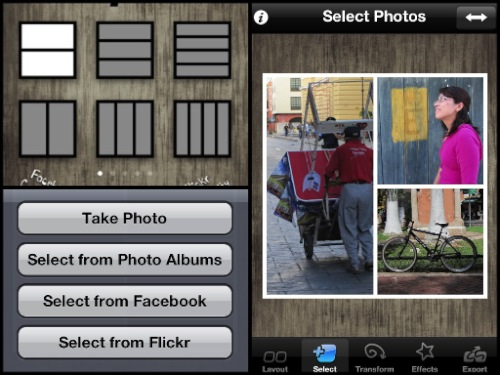 Diptic para iPhone y iPad, una increíble aplicación para crear imágenes fantásticas [Reseña] - diptic-inicio