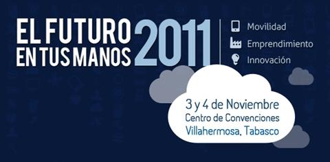 Reseña de El Futuro en tus Manos 2011 - el-futuro-banner