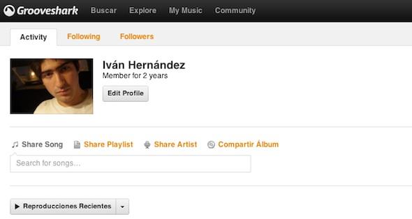 Grooveshark reinventa su interfaz y se consolida como uno de los mejores servicios musicales gratuitos - grooveshark-interfaz-nueva