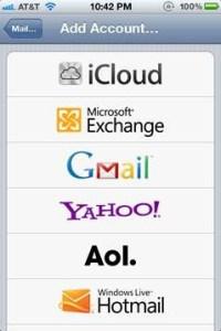 Hotmail en 2 millones de dispositivos con iOS 5 y creciendo
