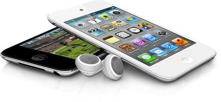 Comparte la diversión, el nuevo Ad de Apple para el iPod Touch - ipod-touch