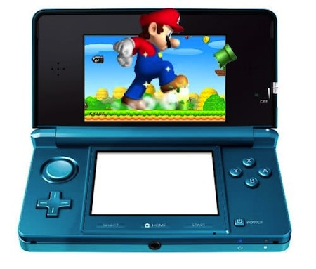 mario tour 3ds Un tour del Nintendo 3DS con Mario [Video]