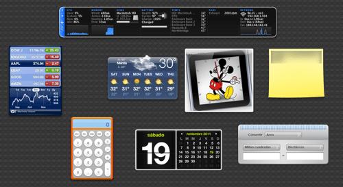 reloj mickey dashboard Agregar el reloj de Mickey Mouse del iPod Nano en tu Dashboard