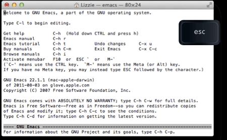 """Como jugar el clásico juego de """"Snake"""" en la terminal de Mac OS X - terminal-mac"""